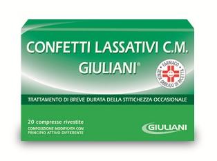 CONFETTI LASSAT GIUL CM*20CONF - Nowfarma.it