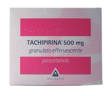 TACHIPIRINA*GRAT EFF20BS 500MG - Farmastar.it
