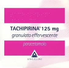 TACHIPIRINA*GRAT EFF20BS 125MG - Farmaciacarpediem.it