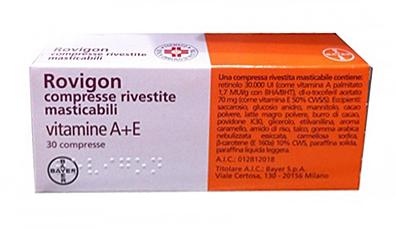 ROVIGON*30CPR RIV MAST - Farmaciacarpediem.it