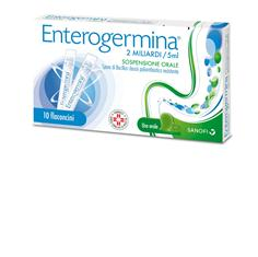 ENTEROGERMINA*OS 10FL 2MLD/5ML - Farmaciapacini.it