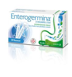 ENTEROGERMINA*OS 20FL 2MLD/5ML - Farmaunclick.it