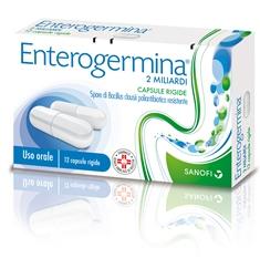 ENTEROGERMINA*12CPS 2MLD - Farmacia 33