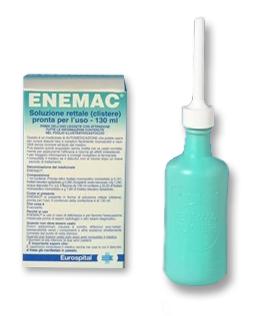 ENEMAC*FL 130ML 16,1+6/100ML - Farmaciapacini.it