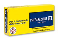 PREPARAZIONE H*12SUPP 23MG - Farmafamily.it