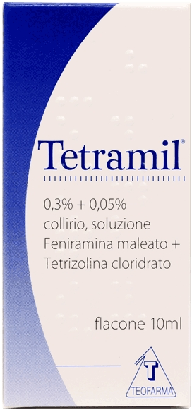 TETRAMIL*COLL FL10ML 0,3+0,05% - Farmastar.it