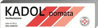 Teofarma Kadol Pomata 5% Trattamento Locale Contusioni E Ematomi Tubo 50g - Farmaciacarpediem.it