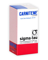 CARNITENE*OS SOL 20ML 1,5G/5ML - FARMAPRIME