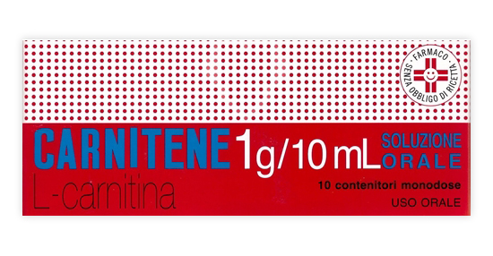 CARNITENE*OS 10FL 1G/10ML - Farmaciacarpediem.it