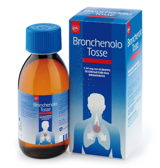 BRONCHENOLO TOSSE*SCIR 150ML - Farmia.it