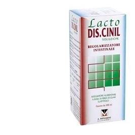 A.Menarini Discinil Complex Sciroppo Trattamento Stitichezza Occasionale Flacone 200ml - Farmacielo