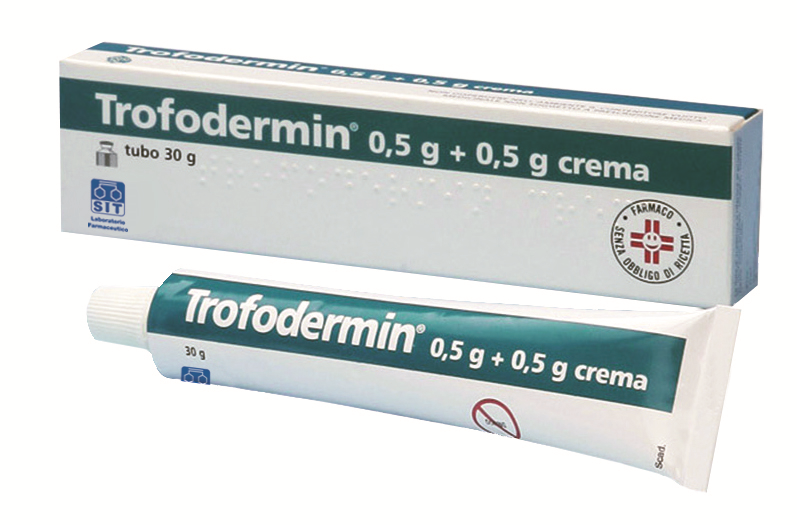 TROFODERMIN*CR DERM30G 0,5+0,5 - Farmaedo.it