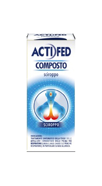 ACTIFED COMPOSTO*SCIR 100ML - Farmia.it