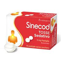 SINECOD TOSSE SED*18PAST 5MG - Farmia.it