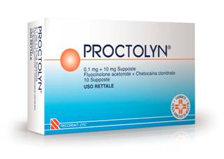 PROCTOLYN*10SUPP 0,1MG+10MG - Farmafamily.it