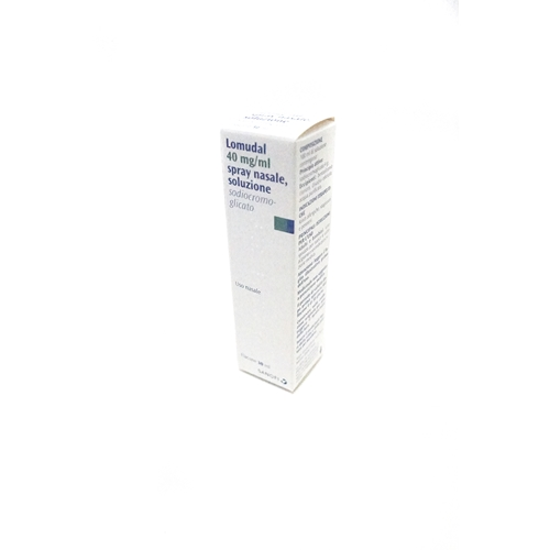 Lomudal 4% Spray Nasale 30ml  + Nebulizzatore - Turbofarma.it