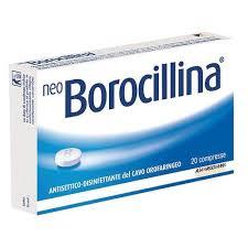 NEOBOROCILLINA*20PAST 1,2+20MG - Farmaciacarpediem.it