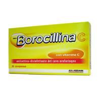 NeoBorocillina Con Vitamina C 1,2mg + 70mg  20 Pastiglie - Farmajoy