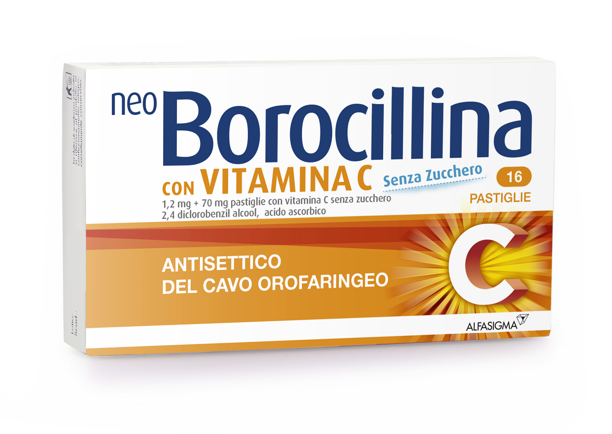 NEOBOROCILLINA C*16PAST S/Z - Nowfarma.it