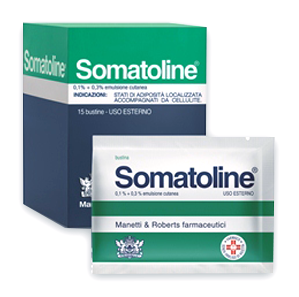 SOMATOLINE*EMULS 15BS 0,1+0,3% - Spacefarma.it