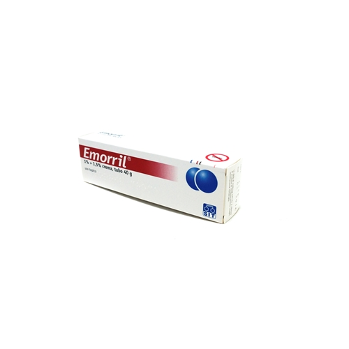 EMORRIL*CREMA 40G 1%+1,5% - Farmafamily.it