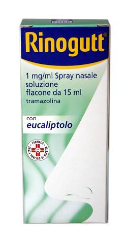 RINOGUTT*SPRAY NASALE 10ML EU - Nowfarma.it