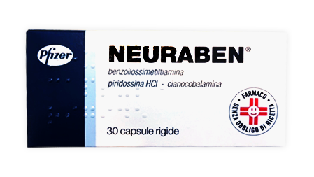 NEURABEN*30CPS 100MG - Farmacia Bartoli