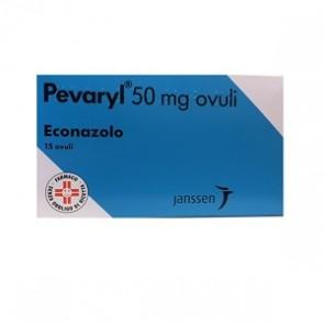 PEVARYL*15 OV VAG 50MG - Farmajoy