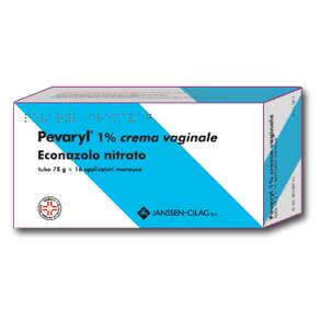 PEVARYL*CREMA VAG 78G 1%+16APP - Farmapc.it