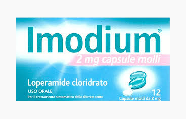 IMODIUM*12CPS MOLLI 2MG - Spacefarma.it