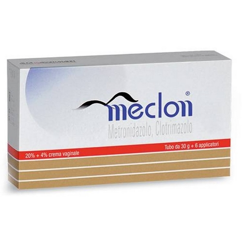 MECLON*CREMA VAG 30G 20%+4%+6A - Farmafamily.it