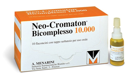 NEOCROMATON BIC.10000*OS 10FL - Farmafamily.it