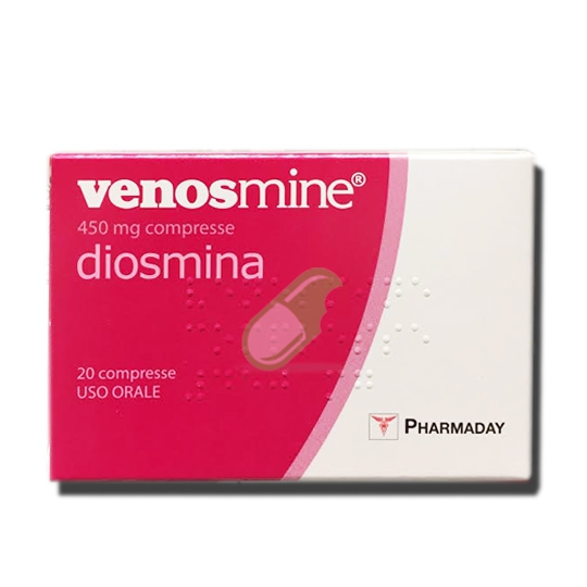 VENOSMINE*20CPR 450MG - FARMAPRIME