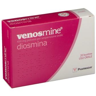VENOSMINE*OS SOSP 20BUST 450MG - Farmacia Bartoli