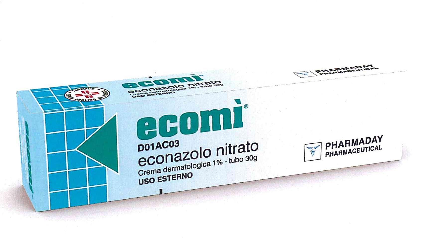 ECOMI*CREMA DERM 30G 1% - Farmajoy