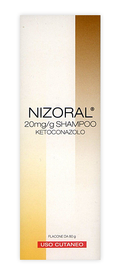 Nizoral 20mg/g Shampoo  80g - Turbofarma.it