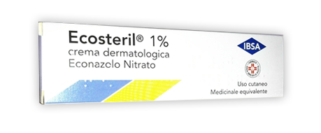 ECOSTERIL*CREMA DERM 30G 1% - Nowfarma.it