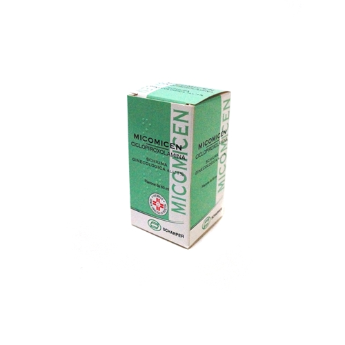 MICOMICEN*SCHIUMA GIN 60ML 1% - Nowfarma.it