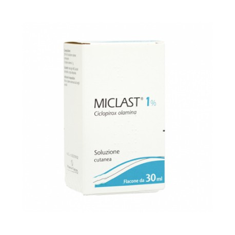 MICLAST*SOL CUT FL 30ML 1% - FARMAPRIME