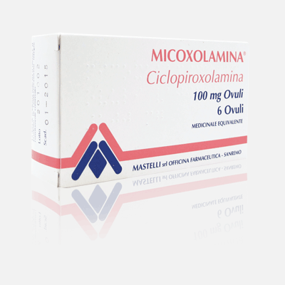 MICOXOLAMINA*6OV VAG 100MG - Farmastar.it