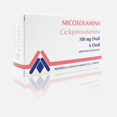 MICOXOLAMINA*6OV VAG 100MG - pharmaluna