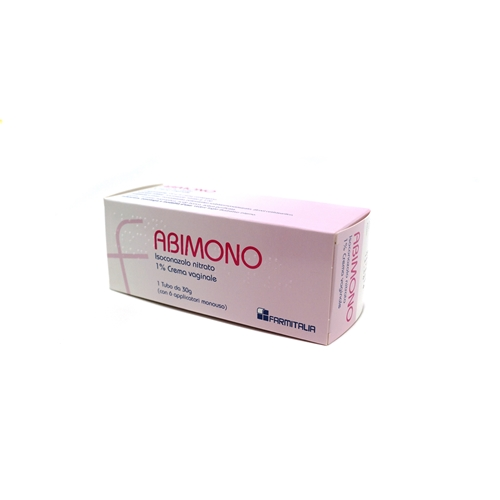 ABIMONO*CREMA VAG 30G 1%+APPL - Nowfarma.it