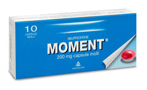 MOMENT*10CPS MOLLI 200MG - Farmajoy