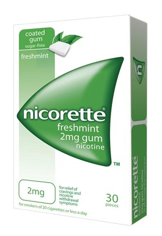 Nicorette 2mg  Original 30 Gomme Da Masticare - Zfarmacia