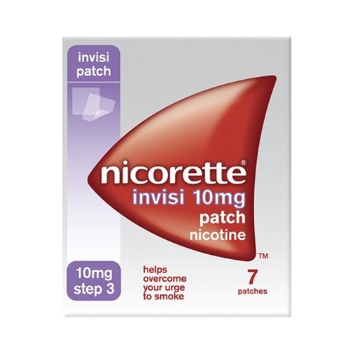 NICORETTE*7CER TRANSD 10MG/16H - FARMAPRIME