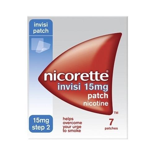 NICORETTE*7CER TRANSD 15MG/16H - FARMAPRIME