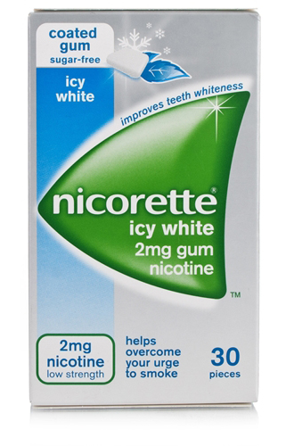 NICORETTE*30GOMME MAST 2MG MEN - FARMAEMPORIO