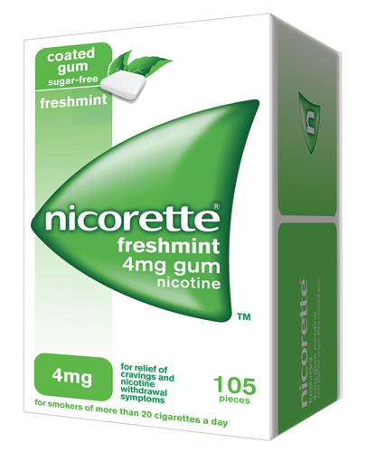 NICORETTE*105GOMME MAST 4MG ME - Farmafirst.it