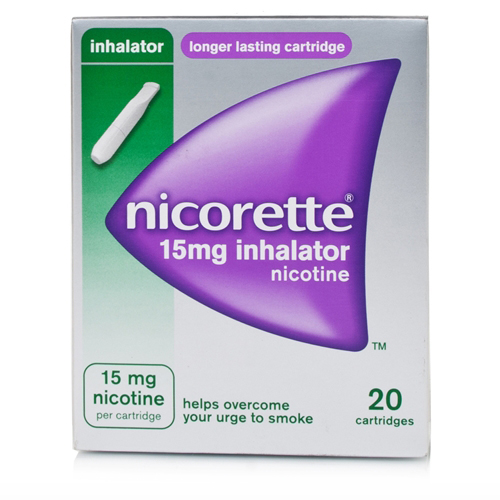 NICORETTE*INAL 20FL 1D 15MG - FARMAPRIME