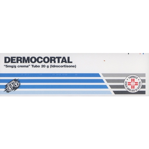 DERMOCORTAL*CREMA 20G 0,5% - Farmastar.it